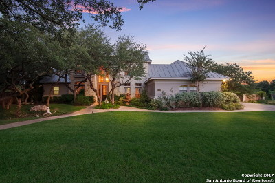 San Antonio Single Family Home New: 1026 Pinon Blvd