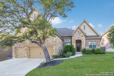 Boerne Single Family Home For Sale: 8711 Versant Blf