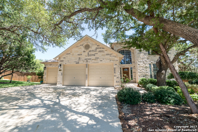 Cibolo Canyons Single Family Home New: 23806 Sunset Knl