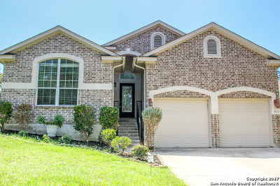 Bexar County Single Family Home New: 2803 Lakehills St