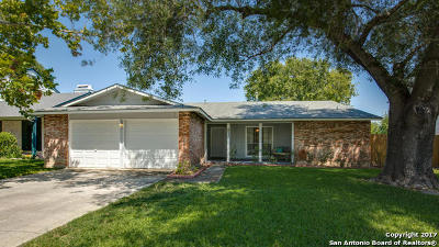 Bexar County Single Family Home Back on Market: 8235 Lone Shadow Trl