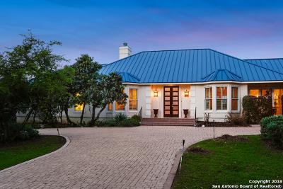 San Marcos Single Family Home New: 610 Blanco River Ranch Blvd