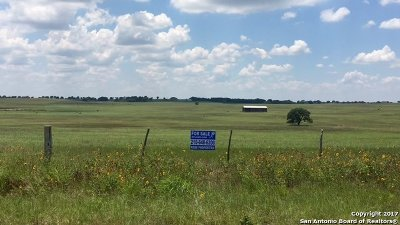 Wilson County Residential Lots & Land New: 12.5 Acres County Road 319