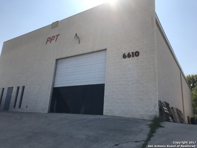 Bexar County Commercial New: 6610 Topper Rdg