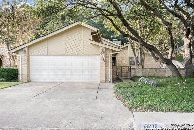 San Antonio Single Family Home Back on Market: 13239 Hunters Circle