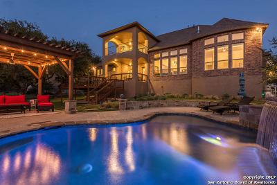 San Antonio Single Family Home New: 25919 Turquoise Sky