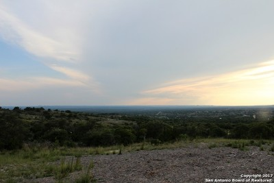 Boerne Residential Lots & Land New: 100 Coleman Spgs