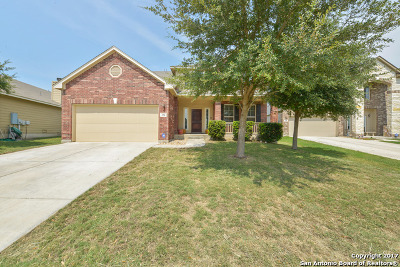 Guadalupe County Single Family Home For Sale: 354 Eglington Way