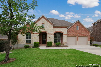 San Antonio Single Family Home New: 25634 Coronado Blf