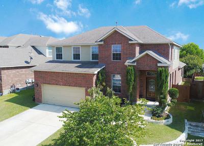 San Antonio TX Single Family Home For Sale: $349,900