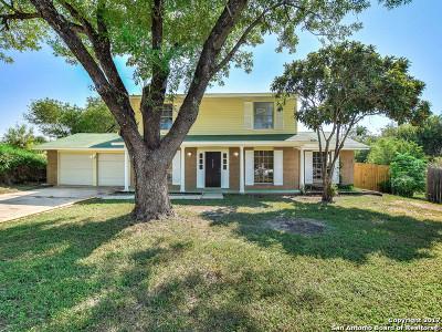 San Antonio Single Family Home Back on Market: 2106 Seven Pines St