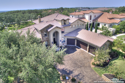 Cibolo Canyons Single Family Home New: 3914 El Chamizal