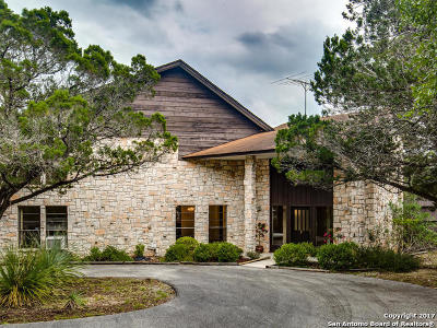 Boerne Single Family Home Active RFR: 9038 Fox Briar Ln
