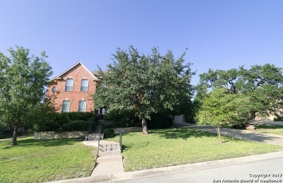 San Antonio Single Family Home Back on Market: 2011 Cactus Cir