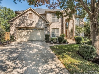 San Antonio Single Family Home Back on Market: 1525 Baccarat