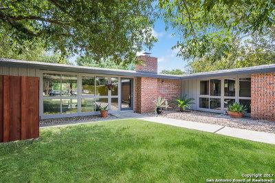 Castle Hills Single Family Home Back on Market: 114 Adobe Dr