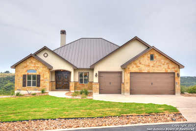 Boerne Single Family Home New: 140 Paradise Point Dr