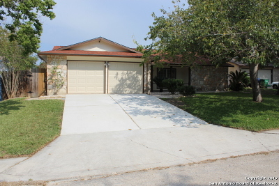 San Antonio Single Family Home Back on Market: 2810 Lake Arbor St