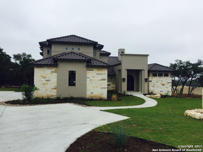 Boerne Single Family Home New