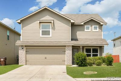Converse Single Family Home New: 5119 Badland Beacon