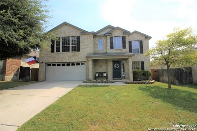 Bexar County Single Family Home New: 838 Anarbor Post