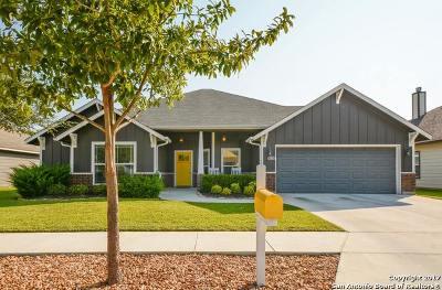 New Braunfels Single Family Home New: 534 Melissa Ln