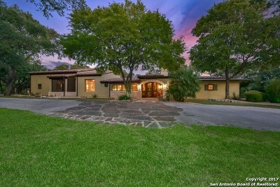 Bexar County Single Family Home New: 214 Winding Way Dr