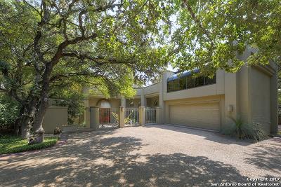 San Antonio Single Family Home New: 3402 Elm Knoll St