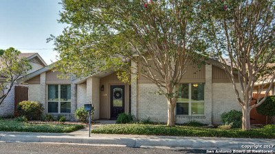 Bexar County Single Family Home New: 210 Fenwick Dr