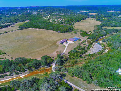 Boerne Single Family Home For Sale: 217 Upper Cibolo Creek Rd