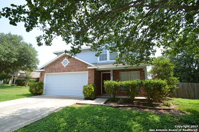 Schertz Single Family Home New: 2530 Woodland Village Pl