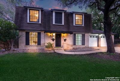 Bexar County Single Family Home New: 214 Millridge Rd
