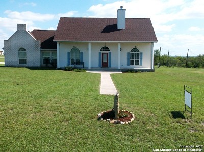 Single Family Home For Sale: 856 County Road 367