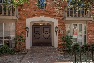 San Antonio Condo/Townhouse New: 7500 Callaghan Rd #223