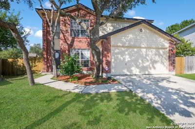 Bexar County Single Family Home New: 1007 Cat Mesa