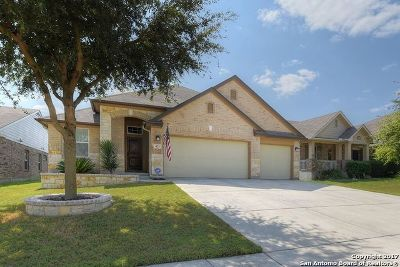 Guadalupe County Single Family Home New: 421 Turnberry Way