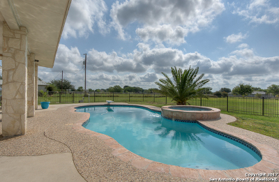 Guadalupe County Single Family Home For Sale: 1219 Cody Ln