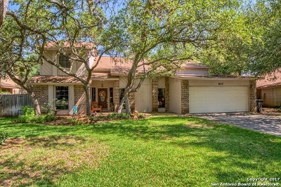Bexar County Single Family Home New: 4619 Spotted Oak Woods