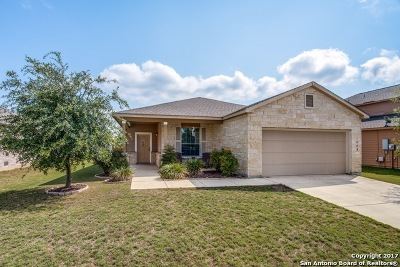 Guadalupe County Single Family Home New: 3608 Mesquite Chase