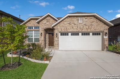 Bexar County Single Family Home Back on Market: 5739 McKinney Fls