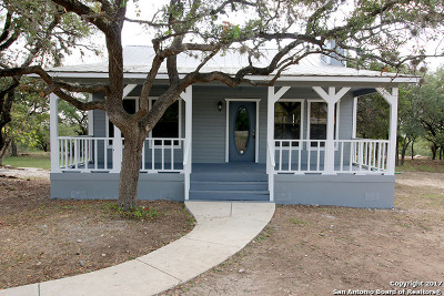 Spring Branch Single Family Home New: 2311 Rolling River Vw