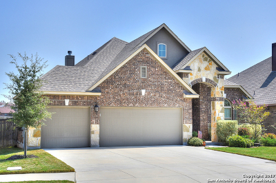 Cibolo Single Family Home Active RFR: 716 Sawgrass