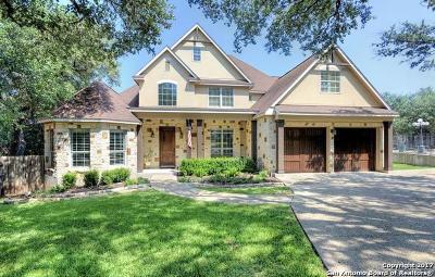 San Antonio Single Family Home New: 2671 Rim Oak