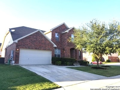 Guadalupe County Single Family Home New: 124 Grassland Dr