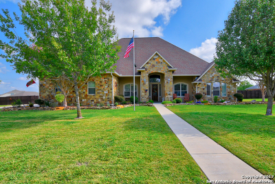 New Braunfels Single Family Home New: 211 Ranch Estates Blvd