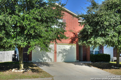 Schertz Single Family Home New: 1635 Rainy Brk