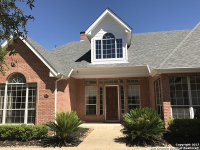 San Antonio Single Family Home New: 15 Seaton Grn