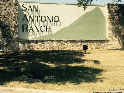 San Antonio Residential Lots & Land New: 11219 Condor Pass