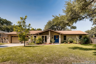 Universal City Single Family Home For Sale: 1300 Cibolo Trl