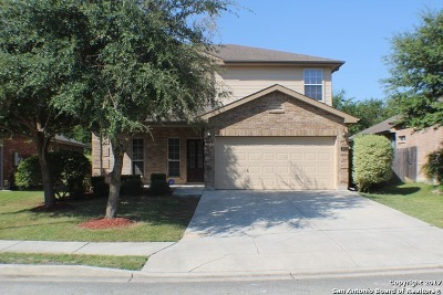 Schertz Single Family Home New: 829 Secretariat Dr